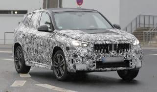 BMW X1 M35i - front