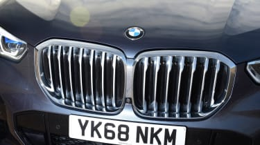 BMW X5 grille