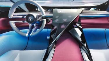 Borgward Isabella concept - interior