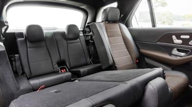 Mercedes GLE interior