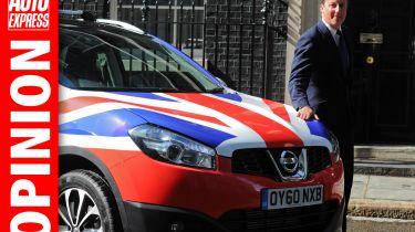 David Cameron OPINION