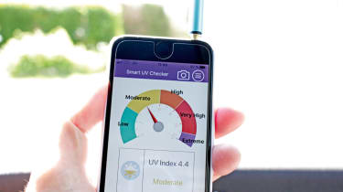Best car window shades UV measurement