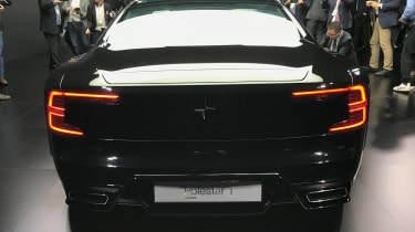Polestar 1 reveal - full rear