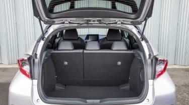 Toyota C-HR petrol - boot