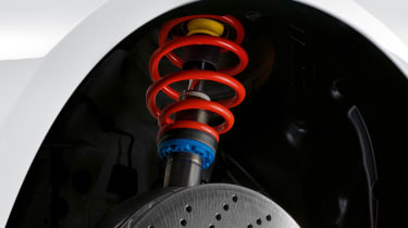 BMW M2 Competition Performance Parts - suspension