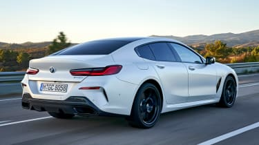 BMW 8 Series Gran Coupe - rear