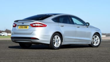Ford Mondeo - rear static