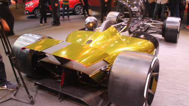 Renault R.S. Vision Concept - Shanghai full rear