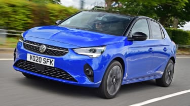 Vauxhall Corsa-e - best small electric cars