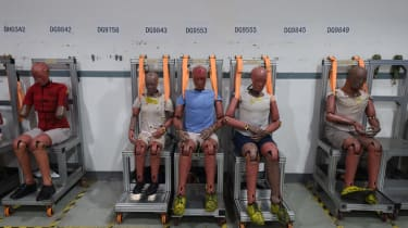 Changan feature - crash test dummies