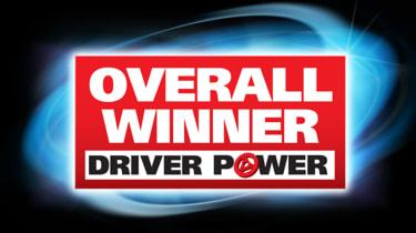 Driver Power 2011 Overall Winner