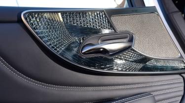 Lexus LS 500h 2018 review - trim interior