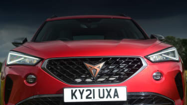 Cupra Formentor long termer - first report grille