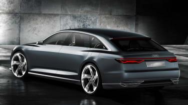 Audi Prologue Avant concept rear