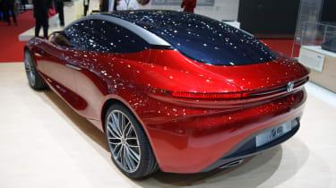 Alfa Romeo Gloria rear