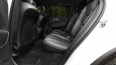 Volvo XC60 - rear seats