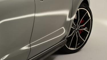 Hyundai i30 Fastback N - side detail