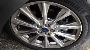 Ford S-MAX Vignale - wheel detail