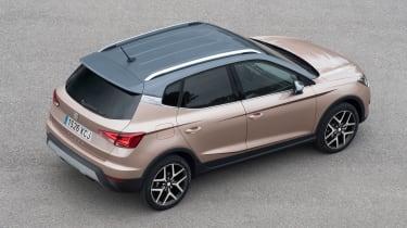 SEAT Arona - rear static