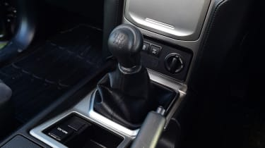 Toyota Land Cruiser Utility Commercial - gearstick
