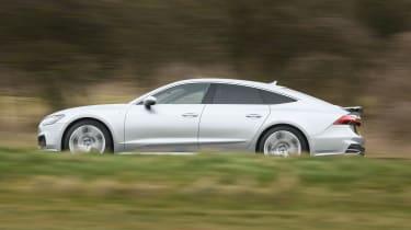 Audi A7 Sportback - side