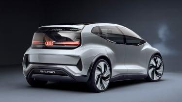 Audi AI:ME - rear