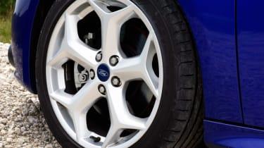 Ford Focus ST-3 wheel