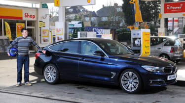 What is a BMW 3 Series GT like