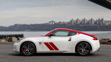 Nissan 370Z 50th Anniversary Edition - side