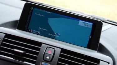BMW 2 Series M Sport - screen