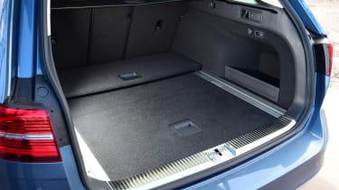 Volkswagen Passat Estate - boot