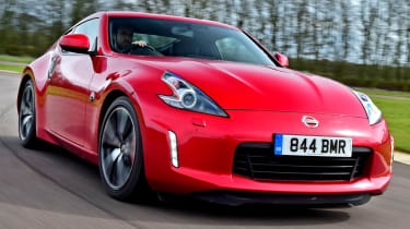 Nissan 370Z GT - front