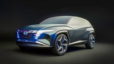 Hyundai Vision T - front 3/4 static