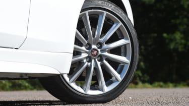 Fiat 124 Spider Wheel