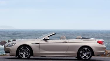 BMW 6 Series Convertible profile