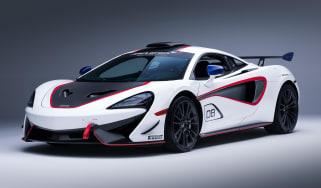 McLaren MSO X - front