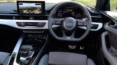 Audi A4 - interior
