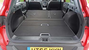 Used Renault Kadjar - boot