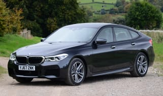 Used BMW 6 Series GT - front