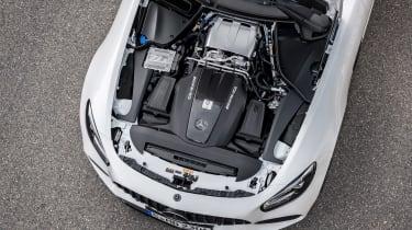 Mercedes-AMG GT - engine