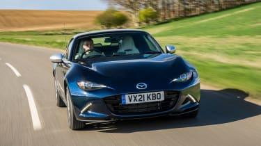 Mazda MX-5 Sport Venture - full front