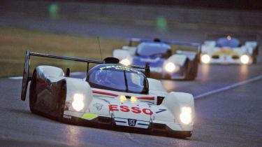 Peugeot Sport - 905