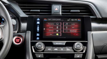 Honda Civic: The Smarter Choice (sponsored) screen
