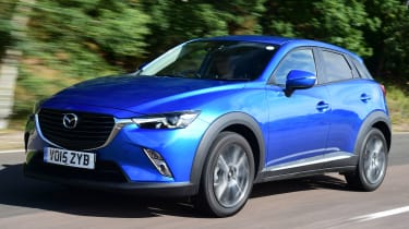 Mazda CX-3- World Car of the Year & World Car Design of the Year nominee