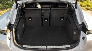 Porsche Taycan 4S Cross Turismo - boot