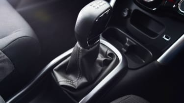 Citroen C3 Aircross - transmission