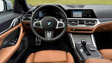BMW 4 Series Gran Coupe - dash