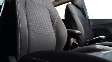 Ford Fiesta - seats