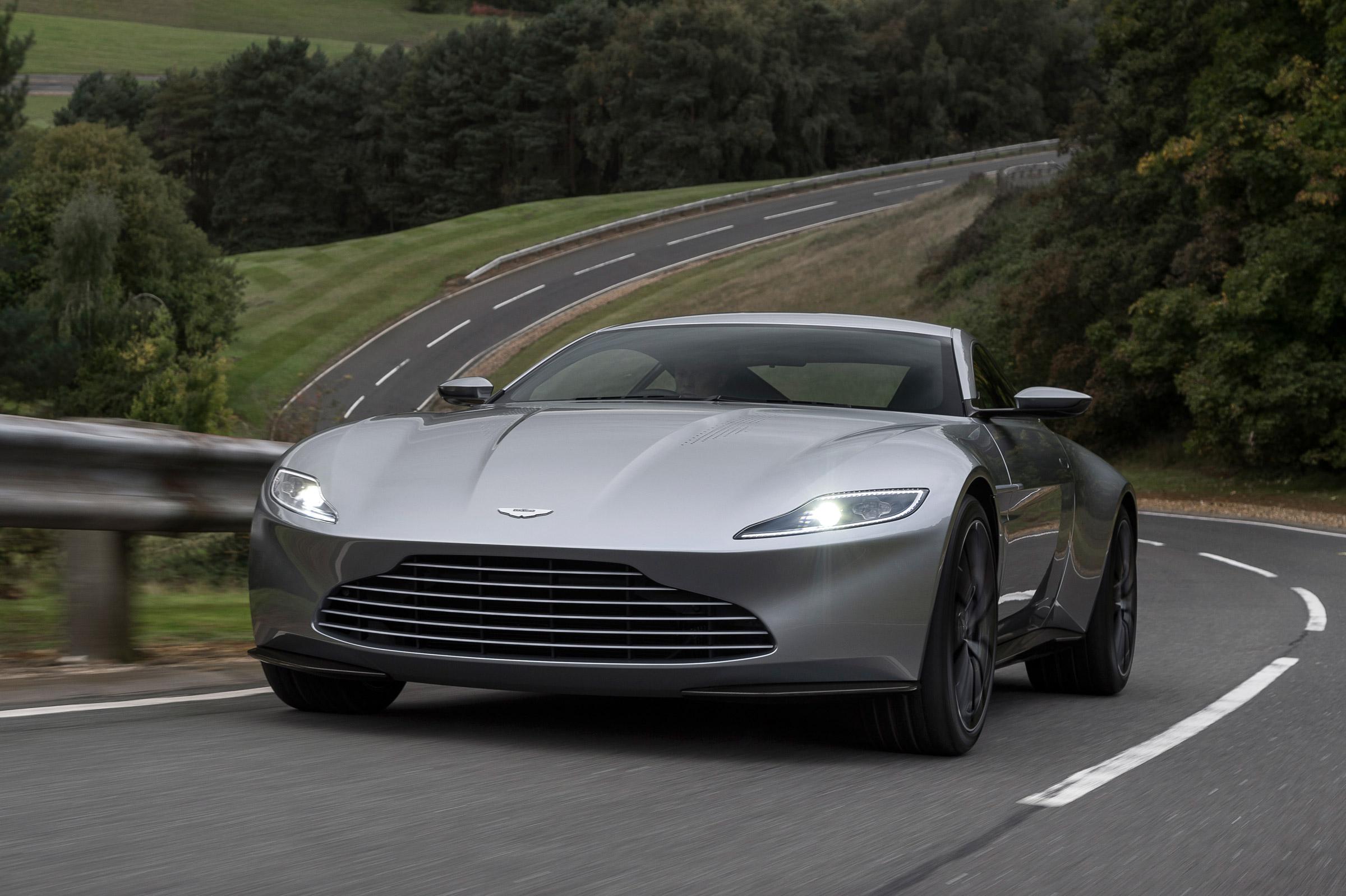 New Aston Martin Db10 Review Auto Express