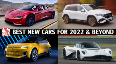 Best new cars 2022 and beyond - header